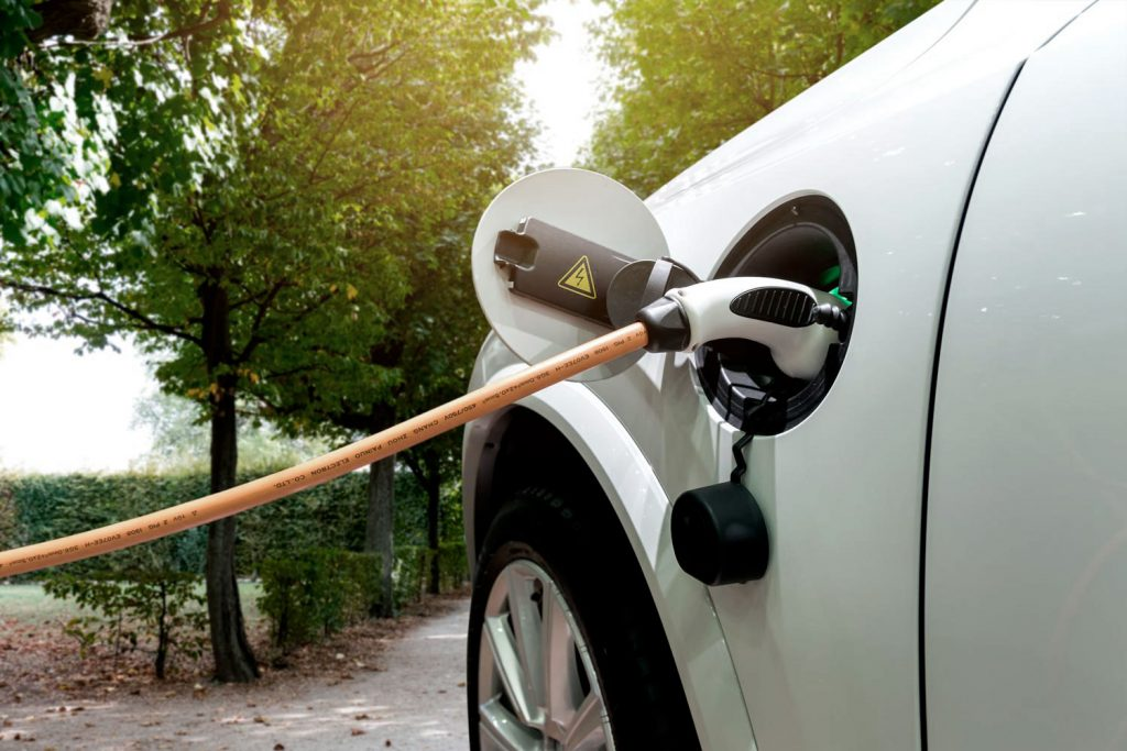 electric car charge point installation uk