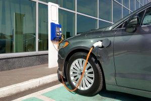 ev charge points for business Manchester cheshire