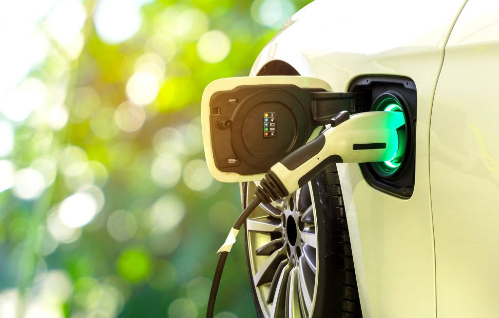 electric car charge points