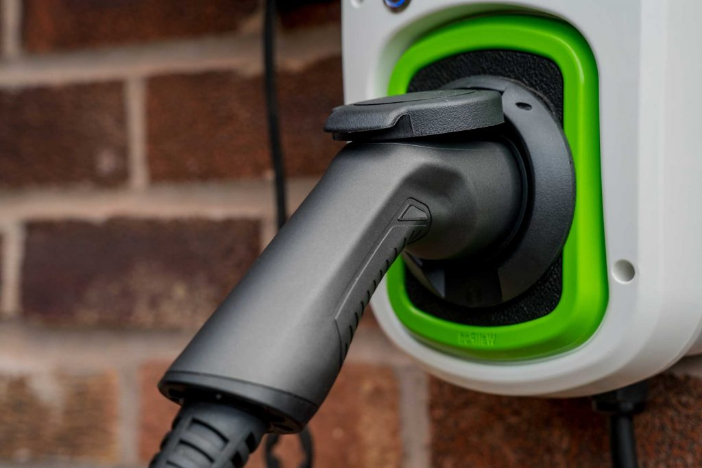 rolec wall mounted car charge point